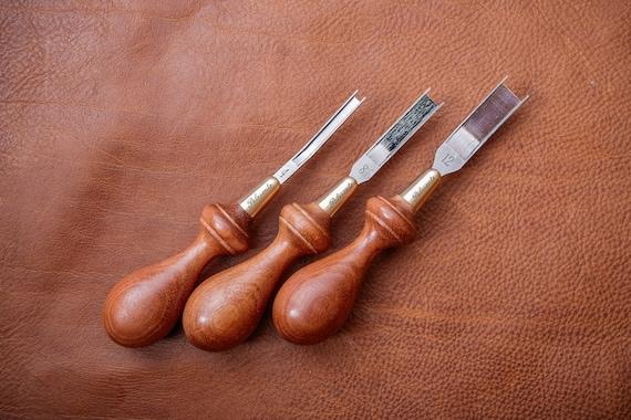 Coupe-bordure Français (poignée (poignée (poignée bubinga) par Palosanto usine (outil à la main) 21baff