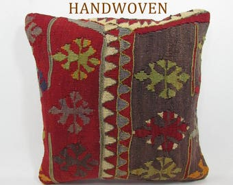 kilim pillow wedding gift throw pillow cover housewarming gift for women home decor pillows decorative pillow mothers day gift for mom 1779