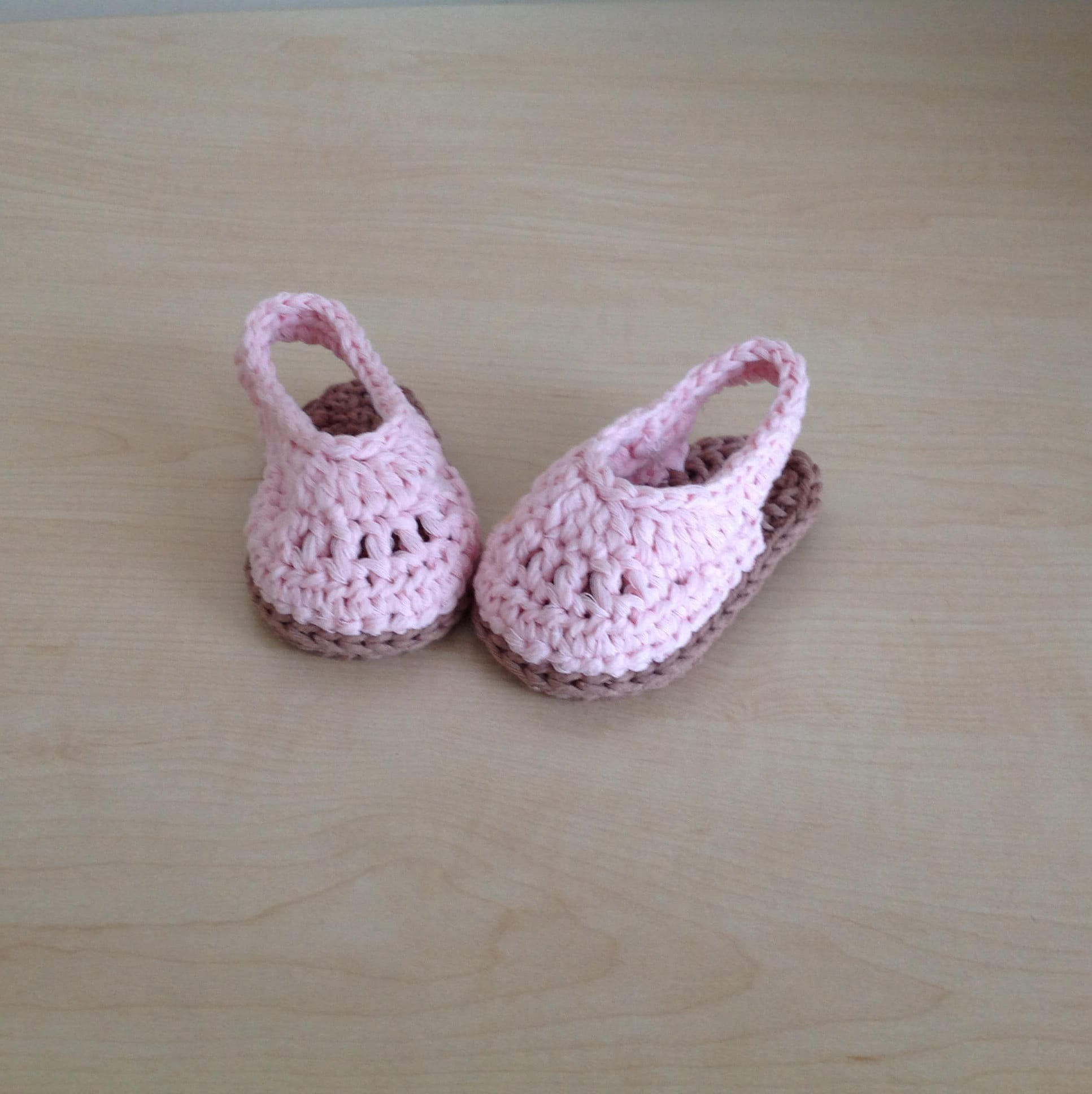 Crochet Pattern Summer Baby Sandal Bootie Headband Set N 211 Etsy