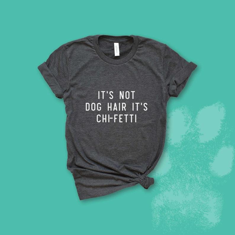 36639832e Chi-fetti funny dog shirt chihuahua gift chihuahua shirt | Etsy