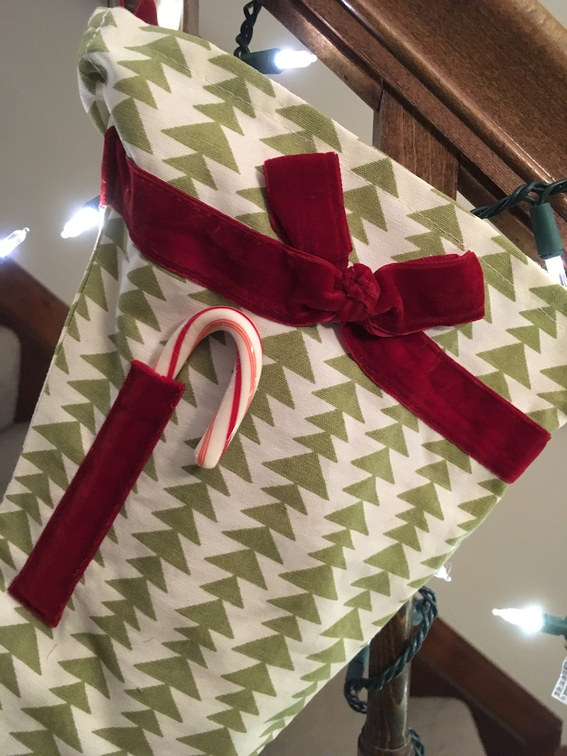 Unique Christmas Stocking