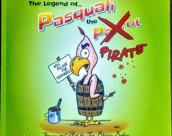 The Legend of Pasquali the Pirate