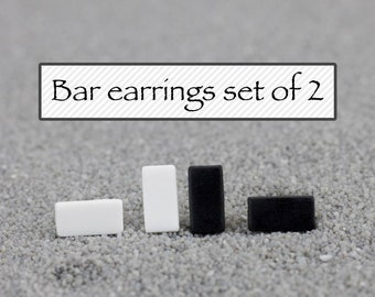 Black And White Jewelry