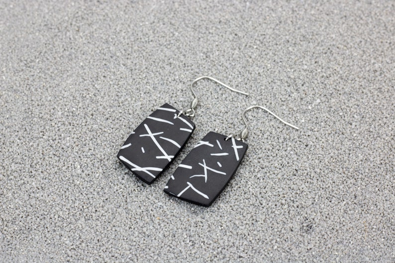 Exceptional gift ONYX Natural Stone Earrings Minimalist jewelry Gift for women Mother/'s Day Handmade jewelry