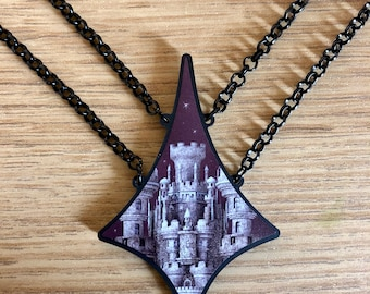 Citadel Single Prong Necklace