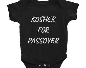 Kosher For Passover Baby Onesie