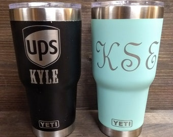 Yeti cup on sale | Etsy