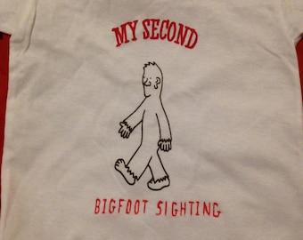 My Second Bigfoot Sighting