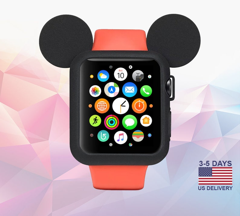 db9a76fbc66 Apple Watch Soft Silicone Case Cover For Apple Watch Series 1   Etsy