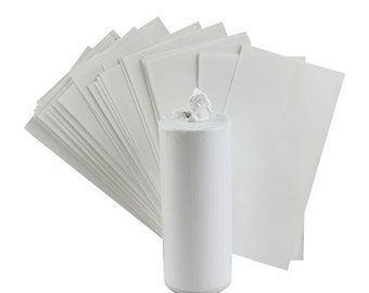 100 x Sublimation Shrink Wrap for 20oz Skinny Tumbler, Perforated for easy removal