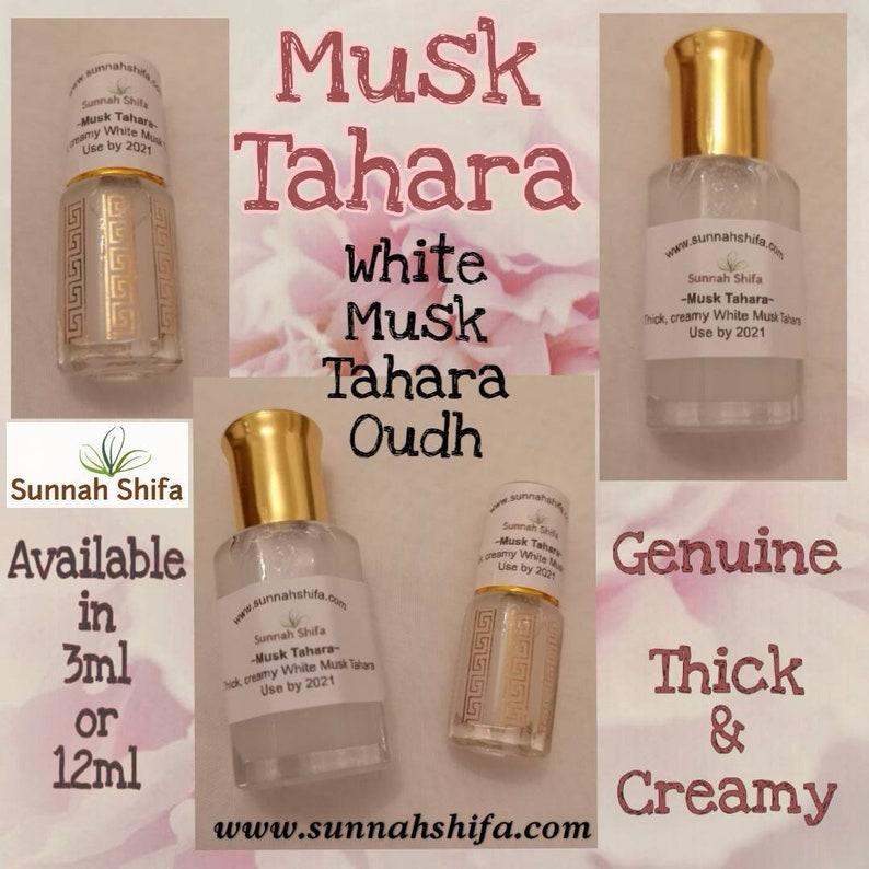 Weißer Duft Öl Tahara Unisex Geschenke Sunna Produkte Moschus Parfüm Islamische ShifaOud OPXnN8k0w