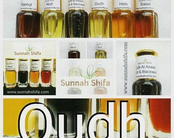 Sunnah Shifa | Oudh | Oil-based perfumes | Perfumed Oils | Middle Eastern Perfume | Attar | Arabic Perfume | Ramadan gift | Eid gift | UAE