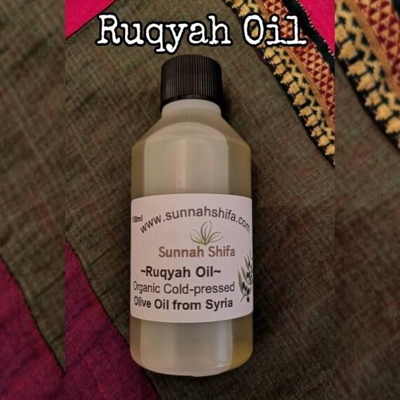 Sunnah Shifa | Ruqyah Oil | Ruqyah | Ruqya | Olive Oil | Self Ruqyah |  Spiritual Oil | Spiritual Healing | Islamic remedy | Islam | Natural