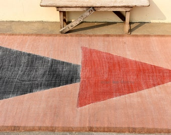 4x6 feet  Indian rugs cotton rug, woven rug, area rugs for sale, decor rug, rustic rugs,decorative rug, rugs, Bohemian rugs,indian rugs,