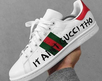 51a3232e6c7 ... adidas stan smith x gucci