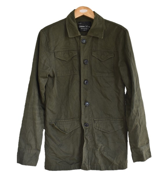 NUMBER NINE PARKA Jacket