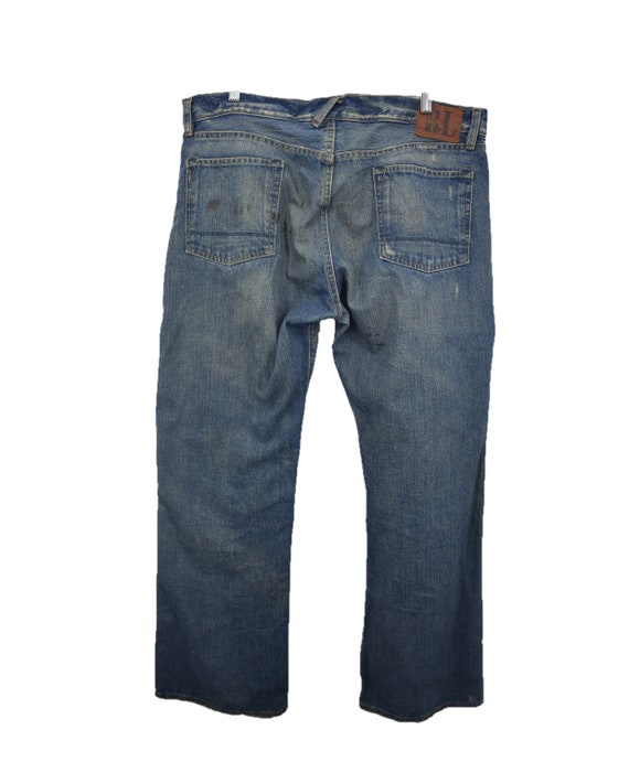 Polo Ralph Lauren Distressed Denim Jeans