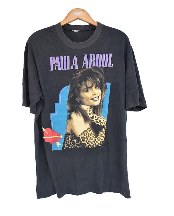 Vintage Paula Abdul 90's Tees