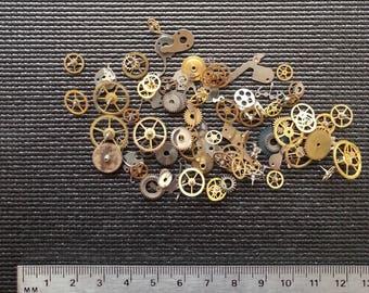 Just A Little Bit  10 gr Mixed Watch Pieces