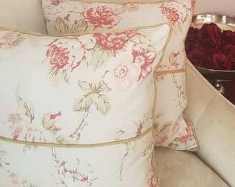 Garden Bloom Cushion Cover's Only