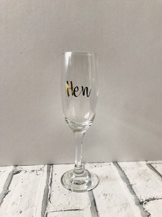 10 Prosecco Wine Glass Charm Gifts Wedding Favour Champagne Hen Night Party Gift