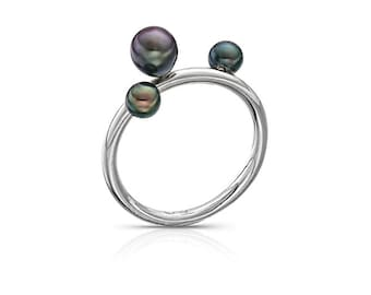 3pearls ring