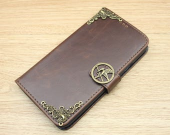 The Hunger Games Mockingjay Bird Wallet Leather Handmade Stand Case For Samsung Galaxy S5 S6 S7 Edge S8 S8 S9 Plus + Note 3 4 5 8 A3 A5 2017