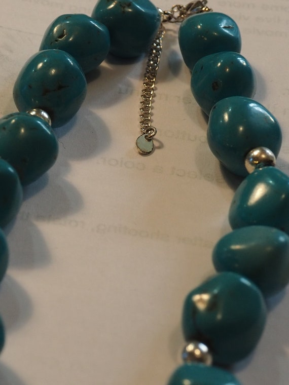 Necklace, jewelry, Turquoise necklace, turquoise a