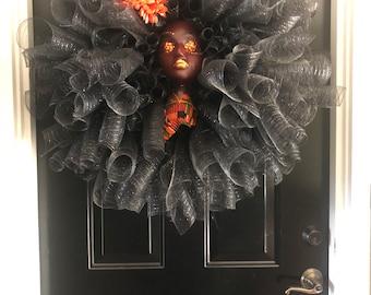 Bold and Beautiful Wreath