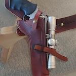 "Custom Bandolero-S&W XVR w/14"" barrel and Scope-Adam"