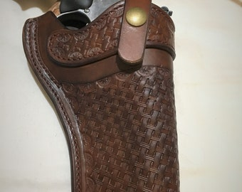 e6ba938d0bde Holster - Right Hand - Medium and Large Framed Revolvers with 4