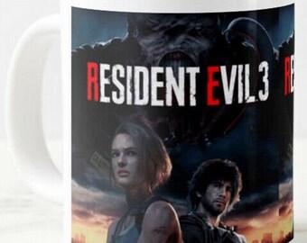 Resident Evil Anniversaire Jeu Bio Hazard Tasse Thé Mug Café Tasses