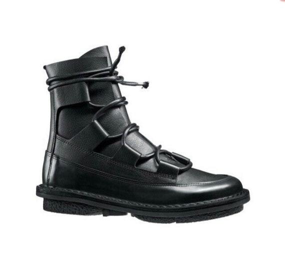 Trippen Proof Boots Handmade Germany EU 38