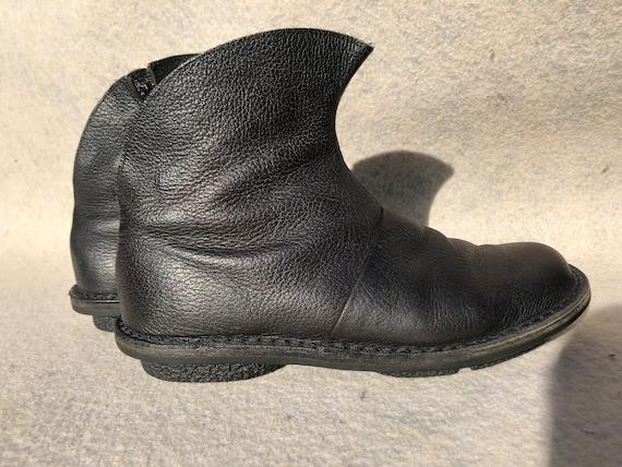 Boombastic Trippen Asymmetric Boots Black EU 41