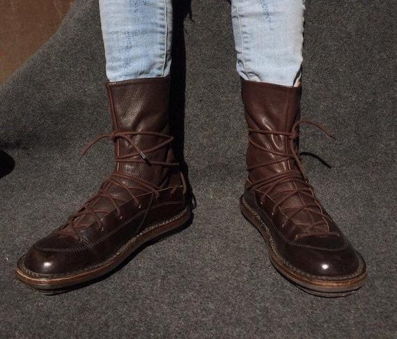 Trippen Zeus Boots Brown EU37