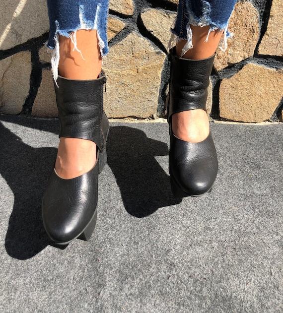 Trippen Summer Geisha Happy Boots EU 39