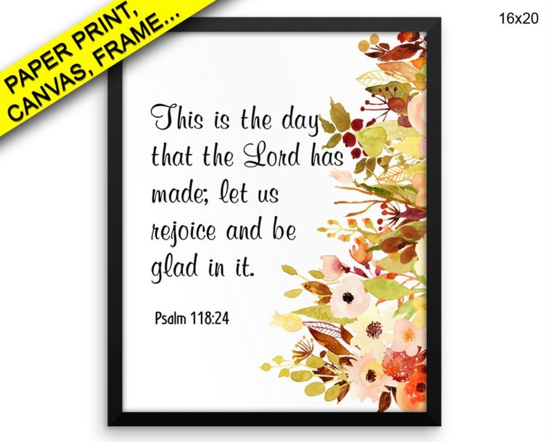 Holy Scripture Printed Poster Holy Scripture Framed Holy Scripture Bible  Art Holy Scripture Bible Print Holy Scripture Canvas Holy flowers