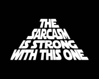 Digi-tizers Star Wars Sarcasm (SVG Studio V3 JPG)