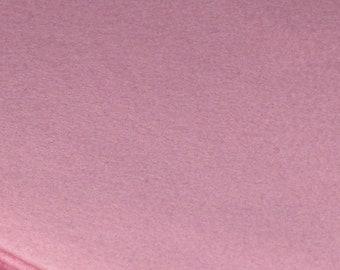 Bamboo and Rayon Eco Felt - Seashell Pink