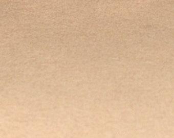 Bamboo and Rayon Eco Felt - Sand Dollar