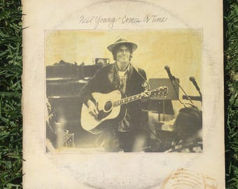 Neil Young - Comes A Time - Vintage Vinyl