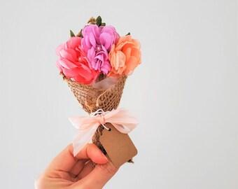 Flower Headbands Bouquet for baby girls!