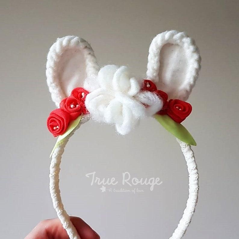 Llama Party Headband image 0