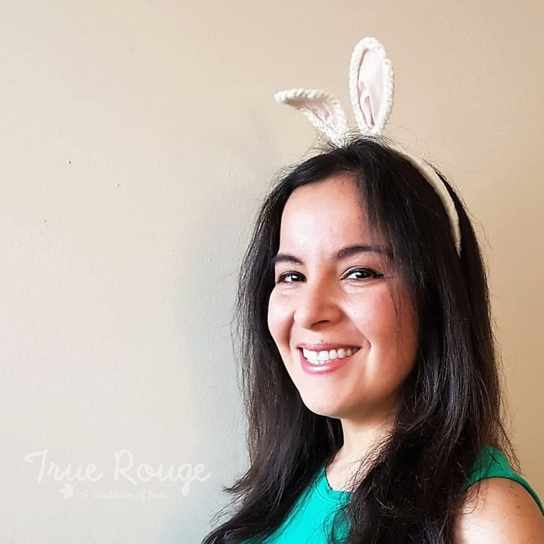 Unisex Bunny Ears Headband perfect for Easter image 0