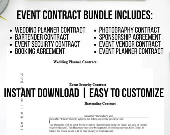 Event Planner Etsy
