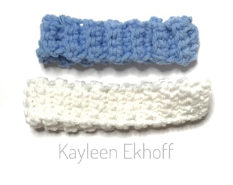 Baby headband two pack