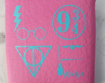 Harry Potter Love/Harry Potter Inspired/HP Can Cooler