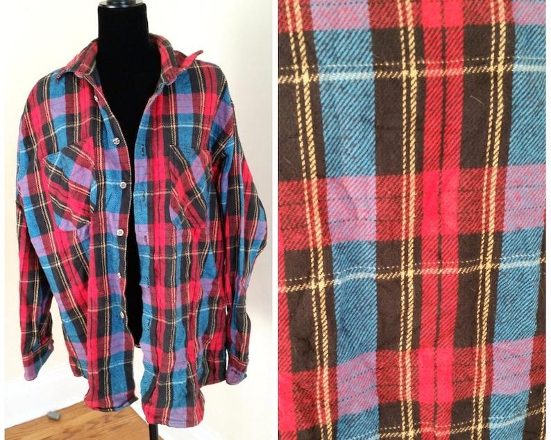 8f6f6aaa5d0 Lumberjack shirt plaid flannel shirt western button up st