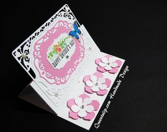 Happy Mother's Day Handmade Cards
