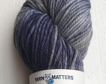 Yarn Matters Worsted/Aran Yarn - Grey Matter